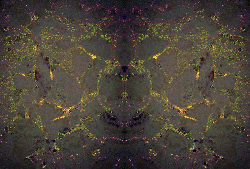 Heavenly Grass : Symmetry Series #30