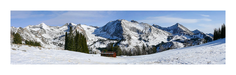 Early Winter at Pioneer Cabin | Act I