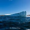 Mammoth iceberg