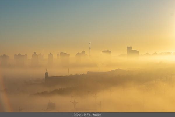 Golden Ashgabat