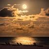 Harvest Full Moon in Orange Beach