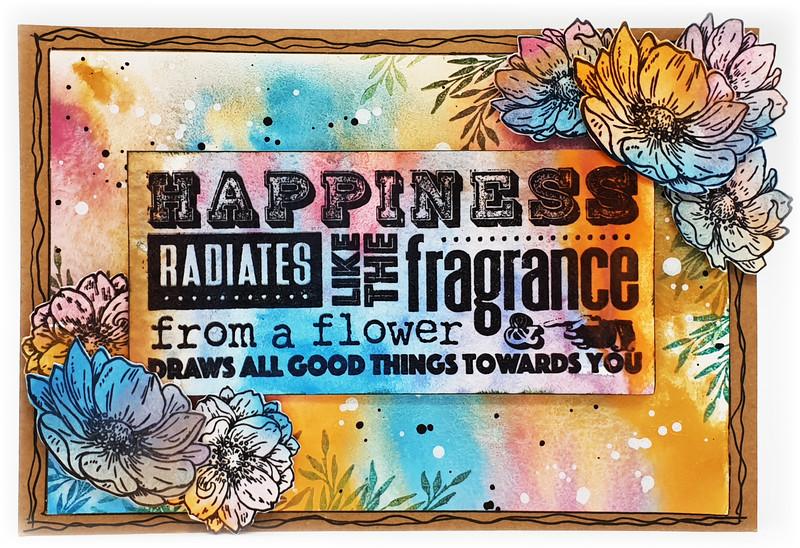 HAPPINESS RADIATES 11-05-21