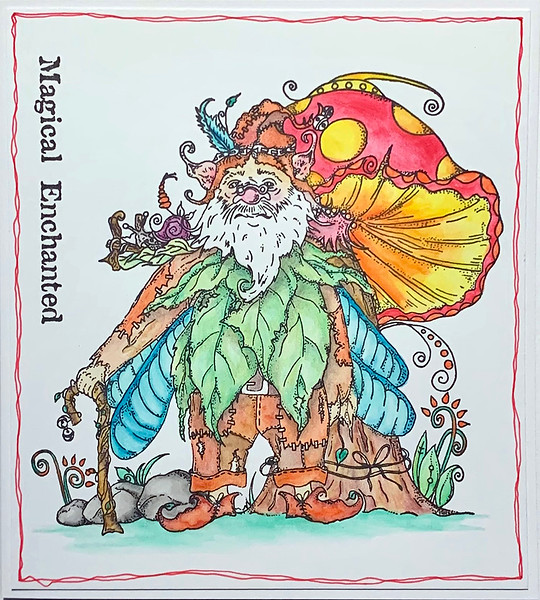Frank the Faerie 4