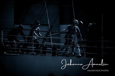 Sailors of MIR