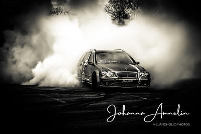 Black Smoke making smoke