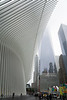 The Oculus near the World Trade Center