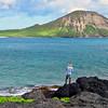 Rabbit Island, O'ahu, Hawaii