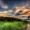 Brant Point at sunrise, Nantucket, MA