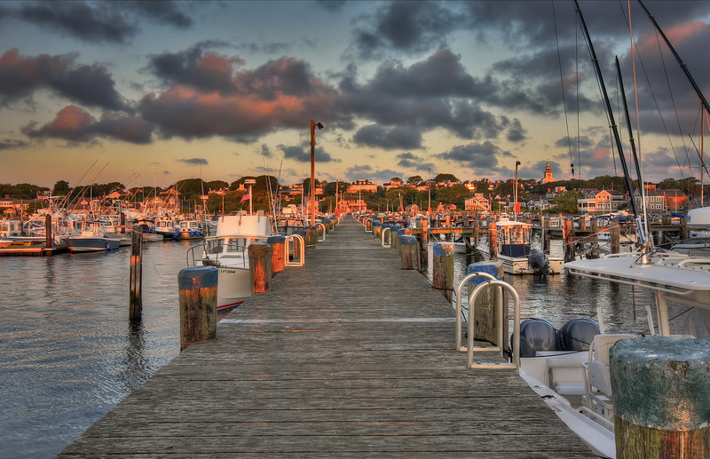 Town Pier, Nantucket, MA