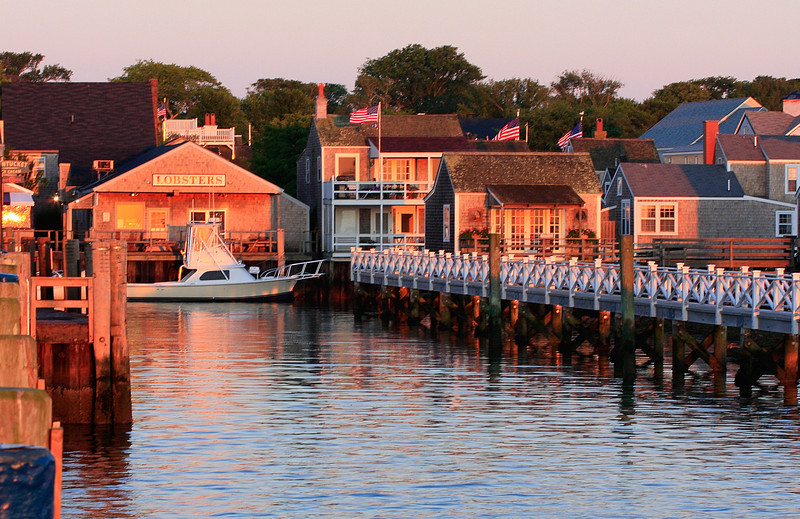 Straight Wharf, Nantucket