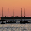 Sunrise, Nantucket Harbor
