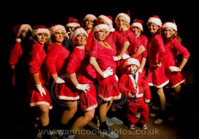 Christmas Majorettes