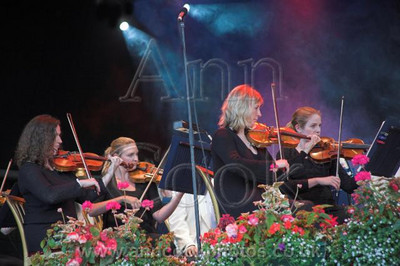 Violinists of the Royal Philarmonic Orchestra