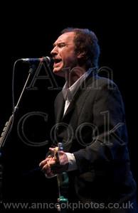 Ray Davies sings