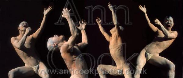 Bhuto dancers four