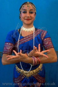Hare Krishna dancer 2
