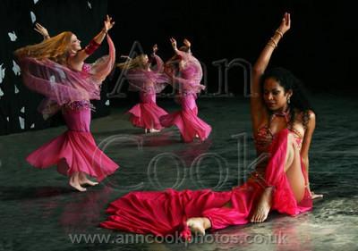 Eastern dancers
