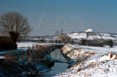 Tor with snow