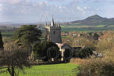 St Nicholas Church - West Pennard