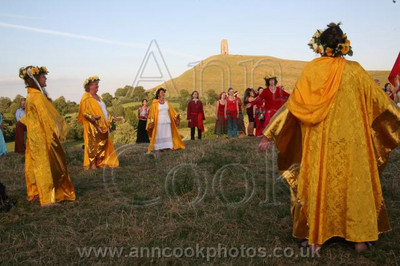 Ceremonial On Chalice Hill