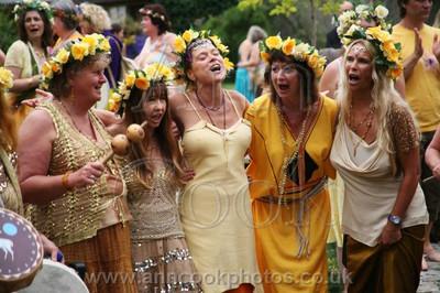 Priestesses Celebrate