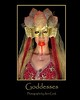 Goddesses Book : A book of photographs taken over the last 14 years, of the women and men attending the Glastonbury Goddess Conference.   Details on how to preview and order the book are below the front cover.
