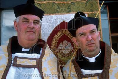 Serious Priests