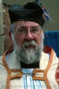 Bearded priest