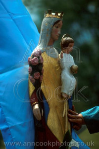 Honouring Our Lady of Glastonbury