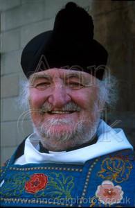 Smiling Priest