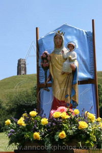 Our Lady of Glastonbury and Tor