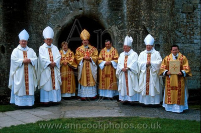 Bishop and Priests