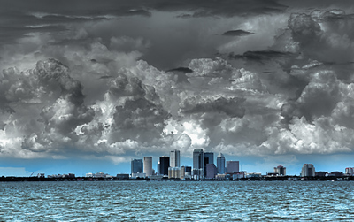 Cloud Over Tampa
