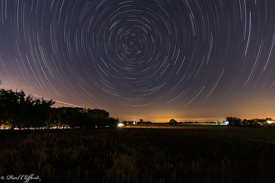 Star Trails, Florida Farmland