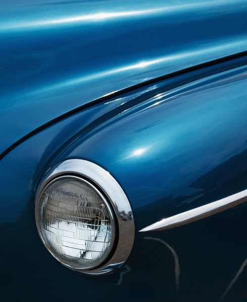 Classic Car Close Up