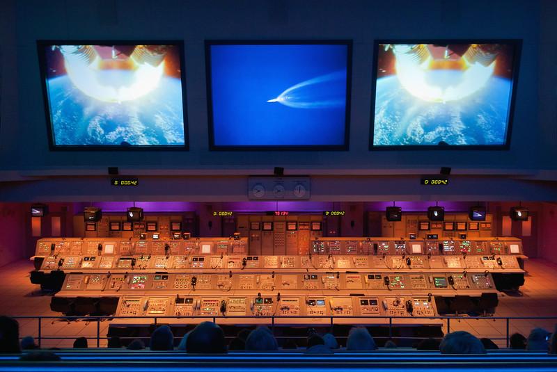 Apollo Launch Control