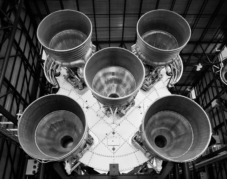 Saturn V Power