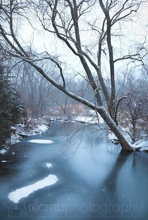Cold Creek Blues