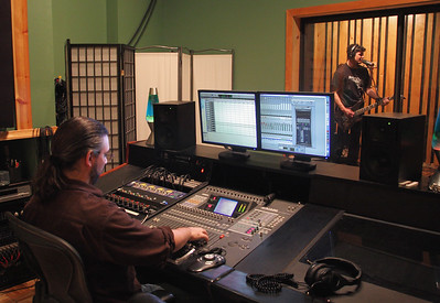 Musicians in the Studio