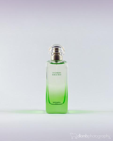 Perfume Bottle Still Life