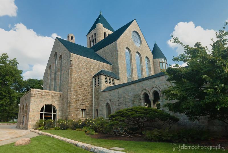 Glencairn Museum Bryn Athyn Pennsylvania