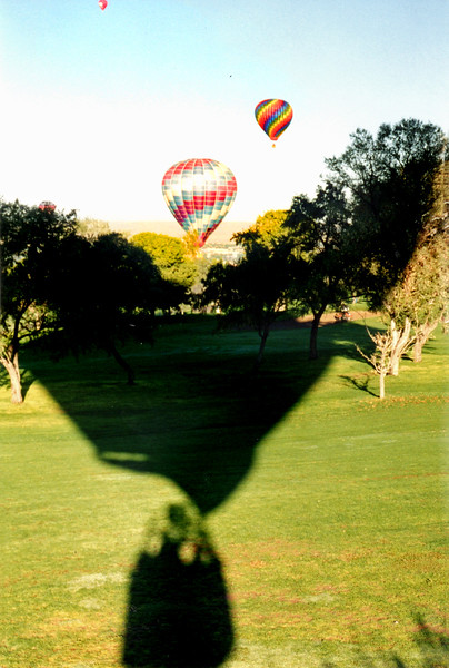 balloon touch down 264
