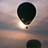 balloon sunset 217