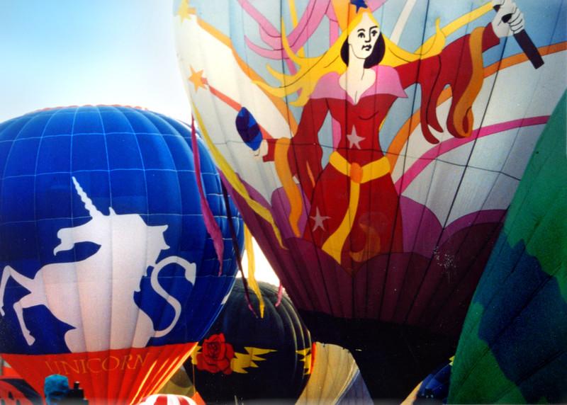 Balloon unicorn 274