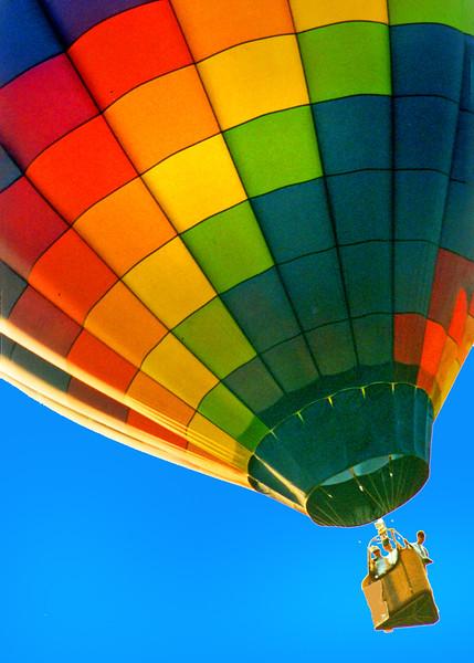 balloon 238 blue sky