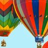balloons 243 blue sky