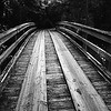 wooden bridge 081716_2964 bw low key