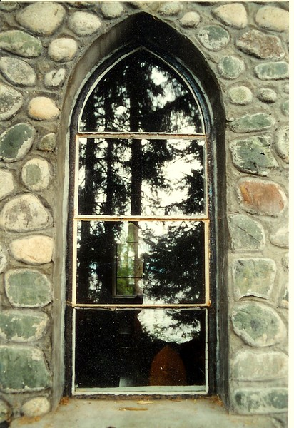 CHAPEL WINDOW Q