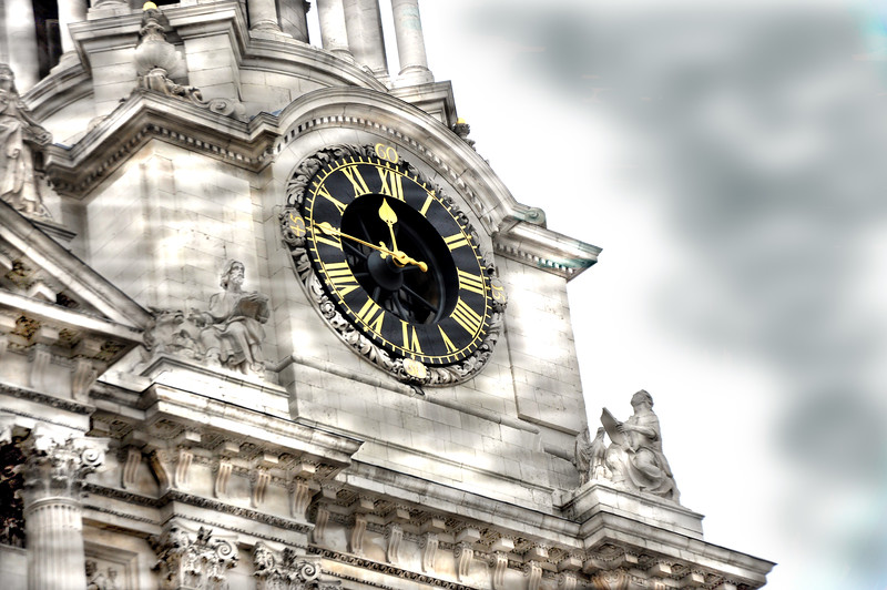London - St Paul's Cathedral- 4-5-13