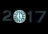 clock 2017 blu metal